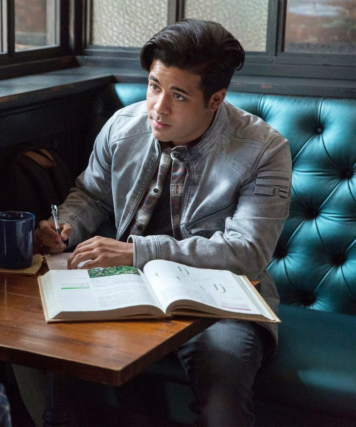 who is tony from 13 reasons why dating in real life