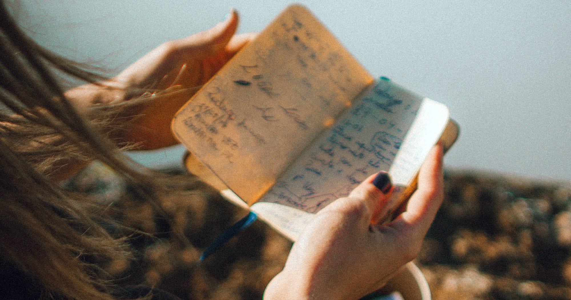 Frauen Schreiben Anonyme Briefe An Ihren Wichtigsten Ex