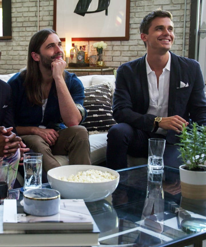 Queer Eye Planned The Perfect Movie Proposal