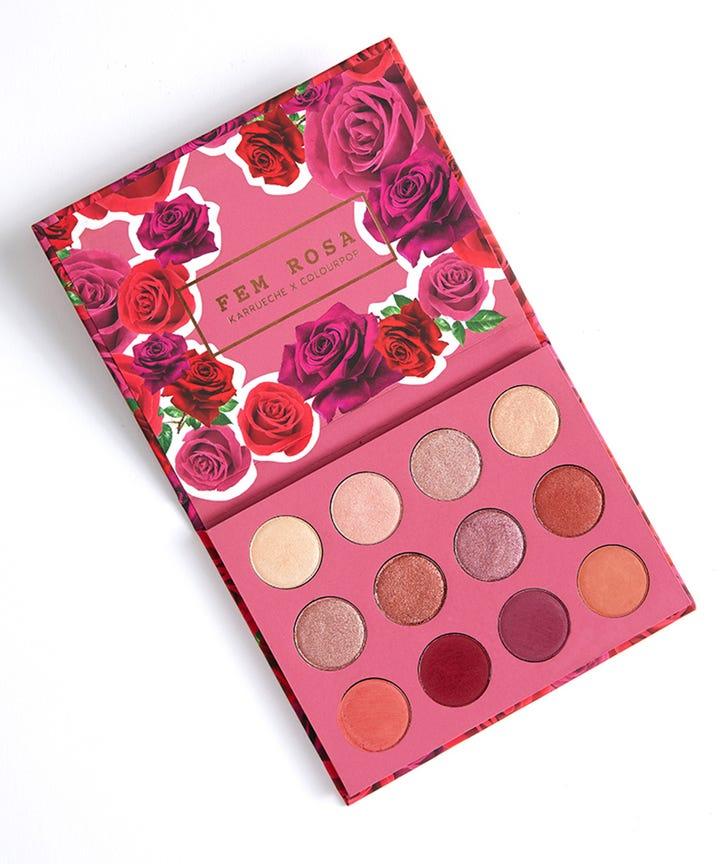 Karrueche Fem Rosa She Eyeshadow Palette