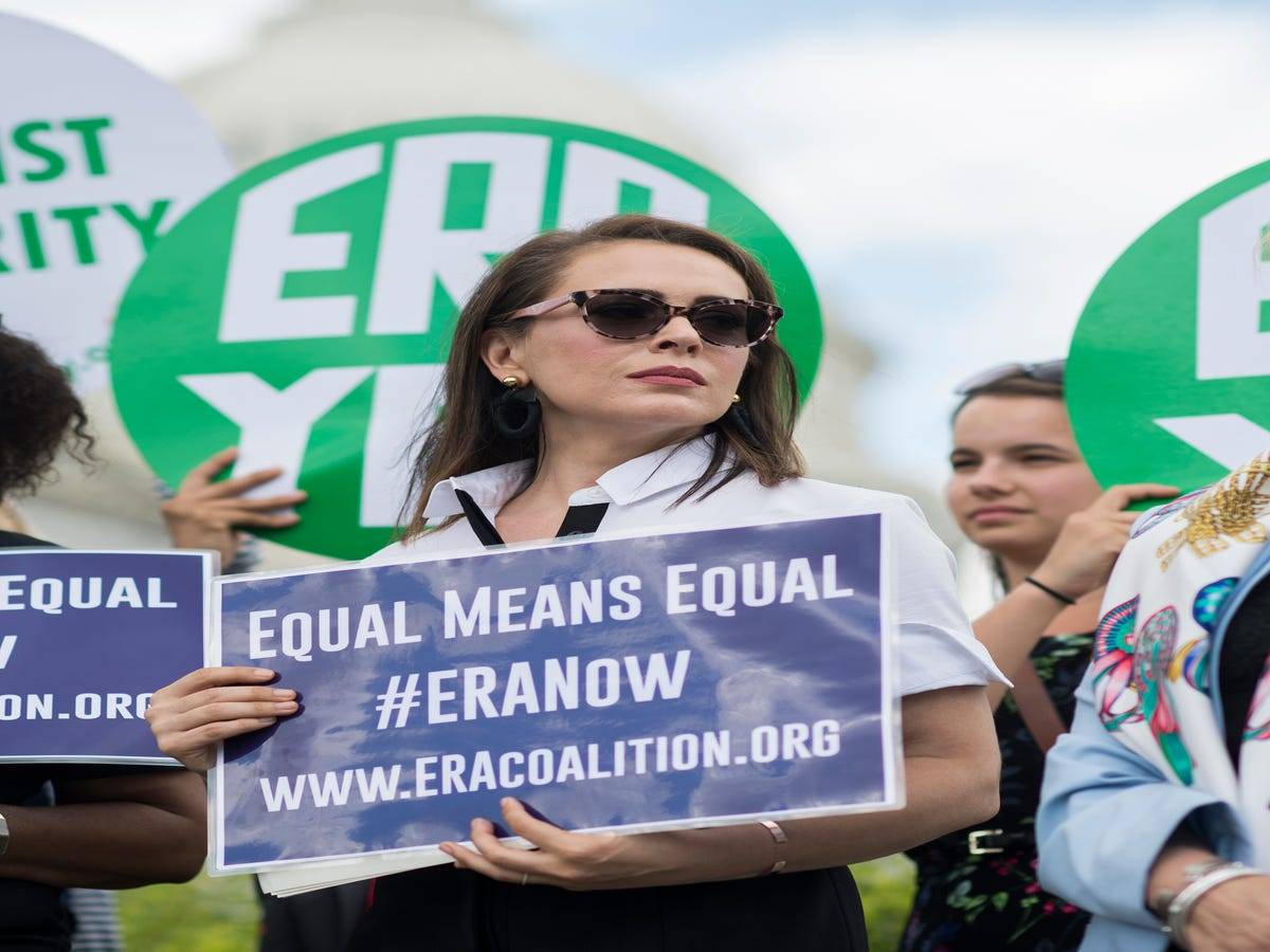 The Constitution Doesn t Give Women Equal Rights — Congress Wants To Change That