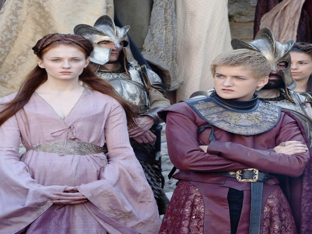Don't Be Mad, But Sophie Turner Wishes King Joffrey Hadn't Died In Game of Thrones