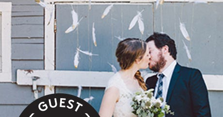 Would You DIY Your Entire Wedding?