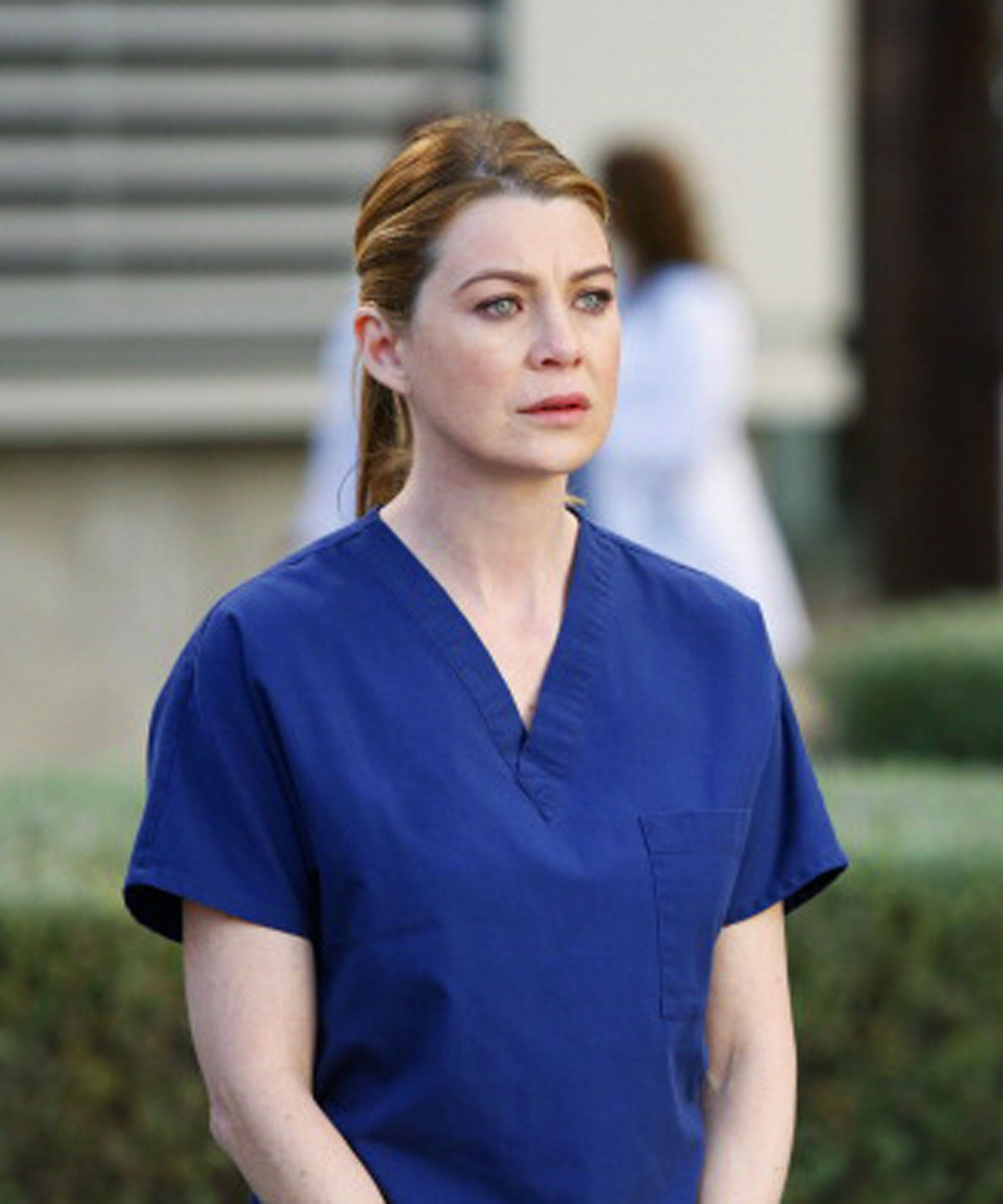 Greys Anatomy Meredith Grey Attack