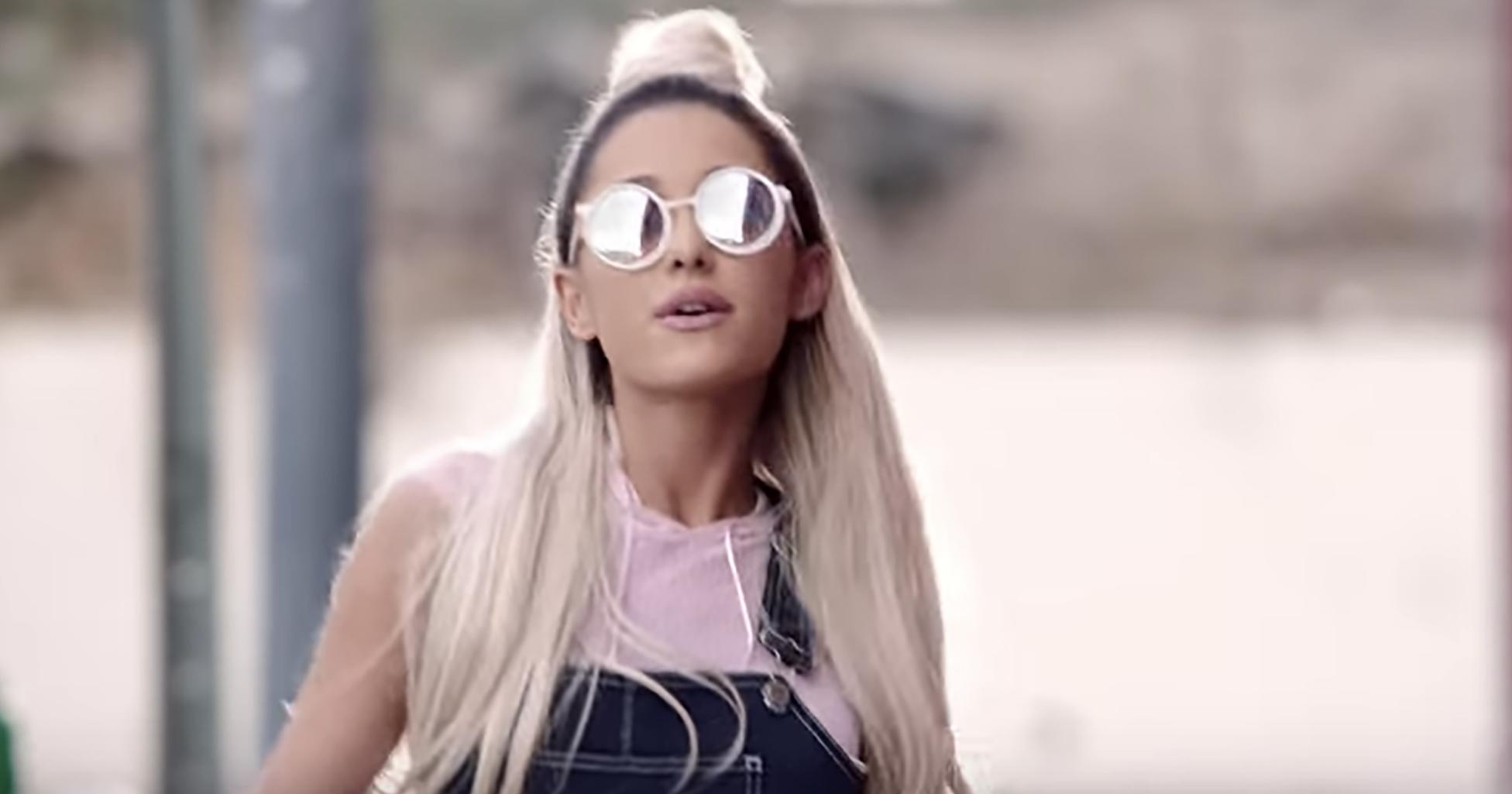 Ariana grande stevie wonder animated video sing movie