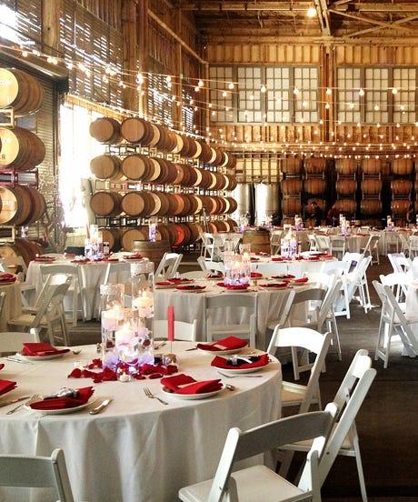 Bay Area Wedding Venues Spring Summer Marriage