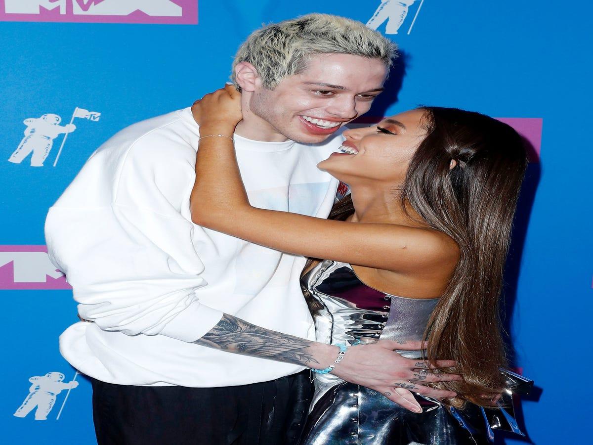 Ariana Grande & Pete Davidson Have Reportedly Broken Up