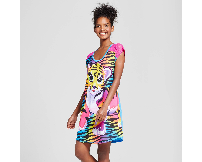 Target Lisa Frank PJs Collection 90s Fashion Revival