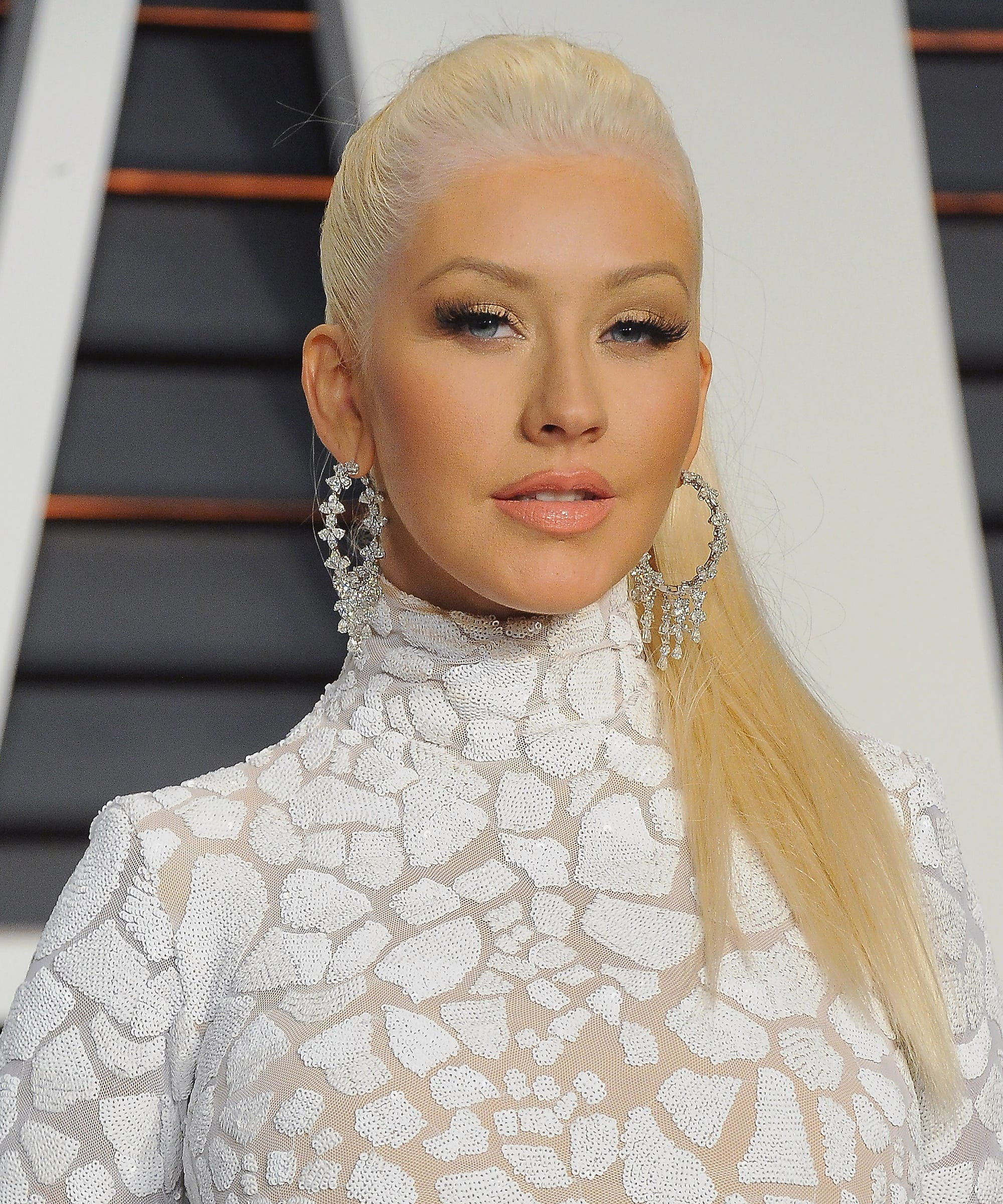 Meet The Woman Christina Aguilera Relies On For Flawless Hair Extensions