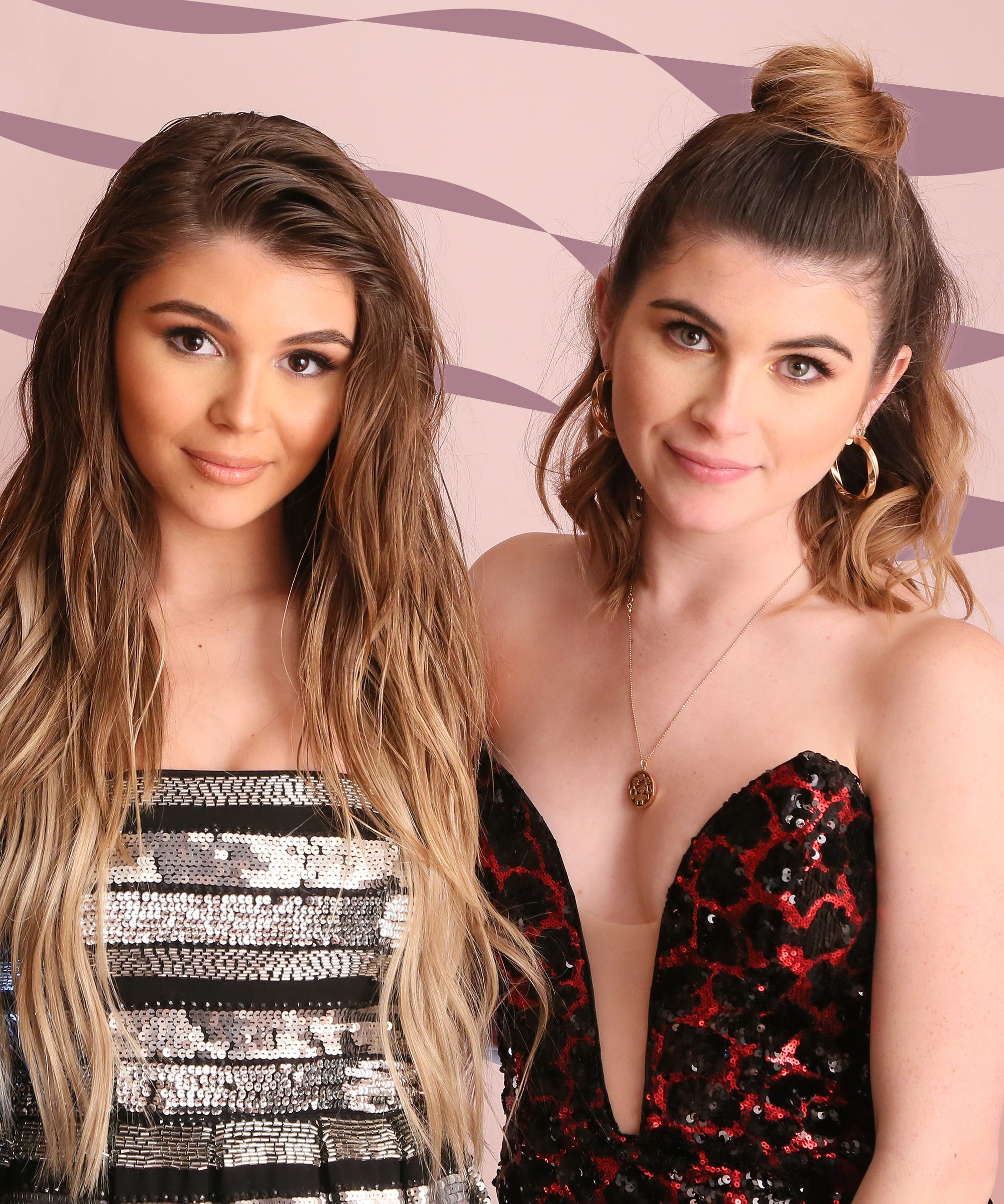 Olivia Jade & Bella Giannulli Deliver A Message To Everyone Talking About Them After The College Scam