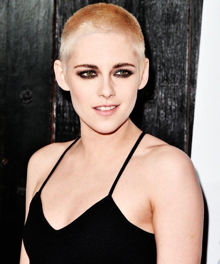 Kristen Stewart Buzz Haircut Personal Shopper
