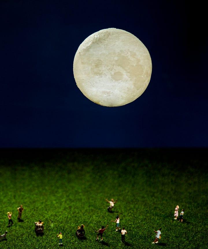 January Blue Moon Meaning Supermoon Spiritual Advice