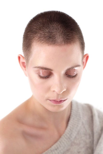 Mens Haircuts For Women Gender Neutral Hair