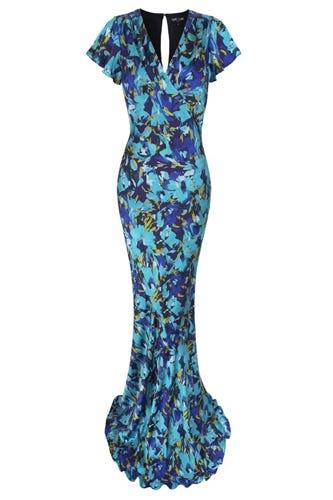 Ossie clark dress debenhams