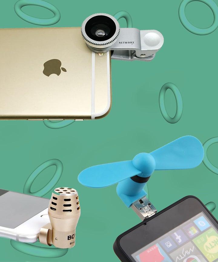 8 Smartphone Gadgets, die einen Pro aus dir machen
