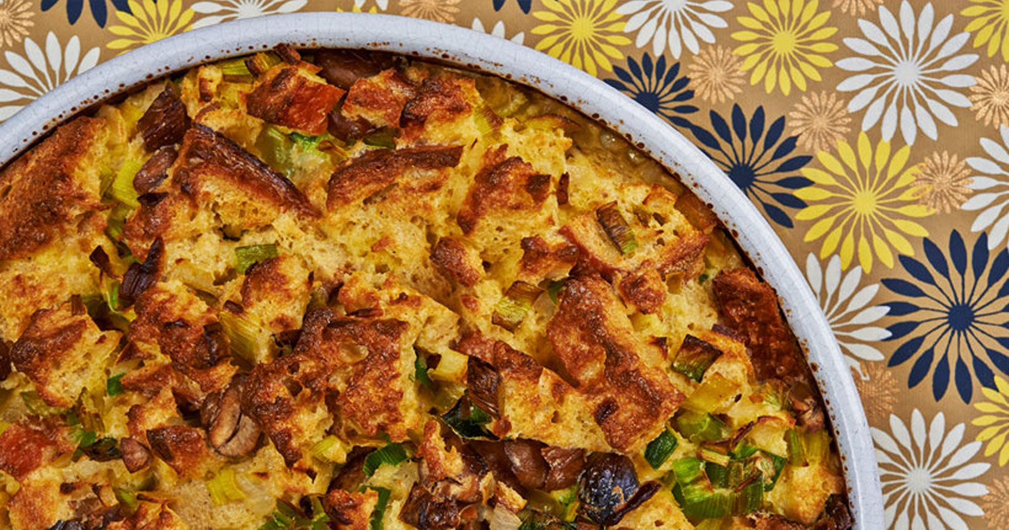 Next-Level Stuffing Recipes For All Your Holiday Meals