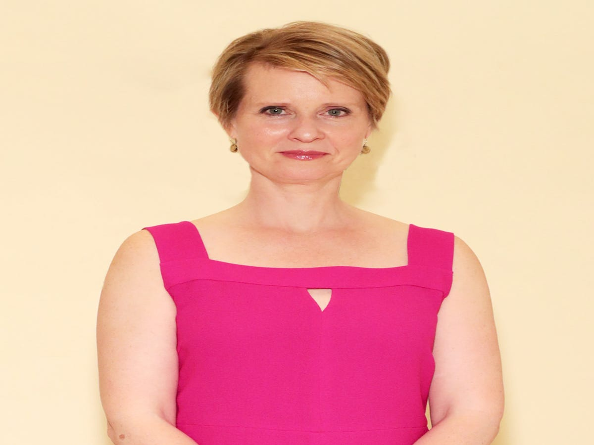 Cynthia Nixon:  If Mike Pence Is Attacking Me, I m Doing Something Right
