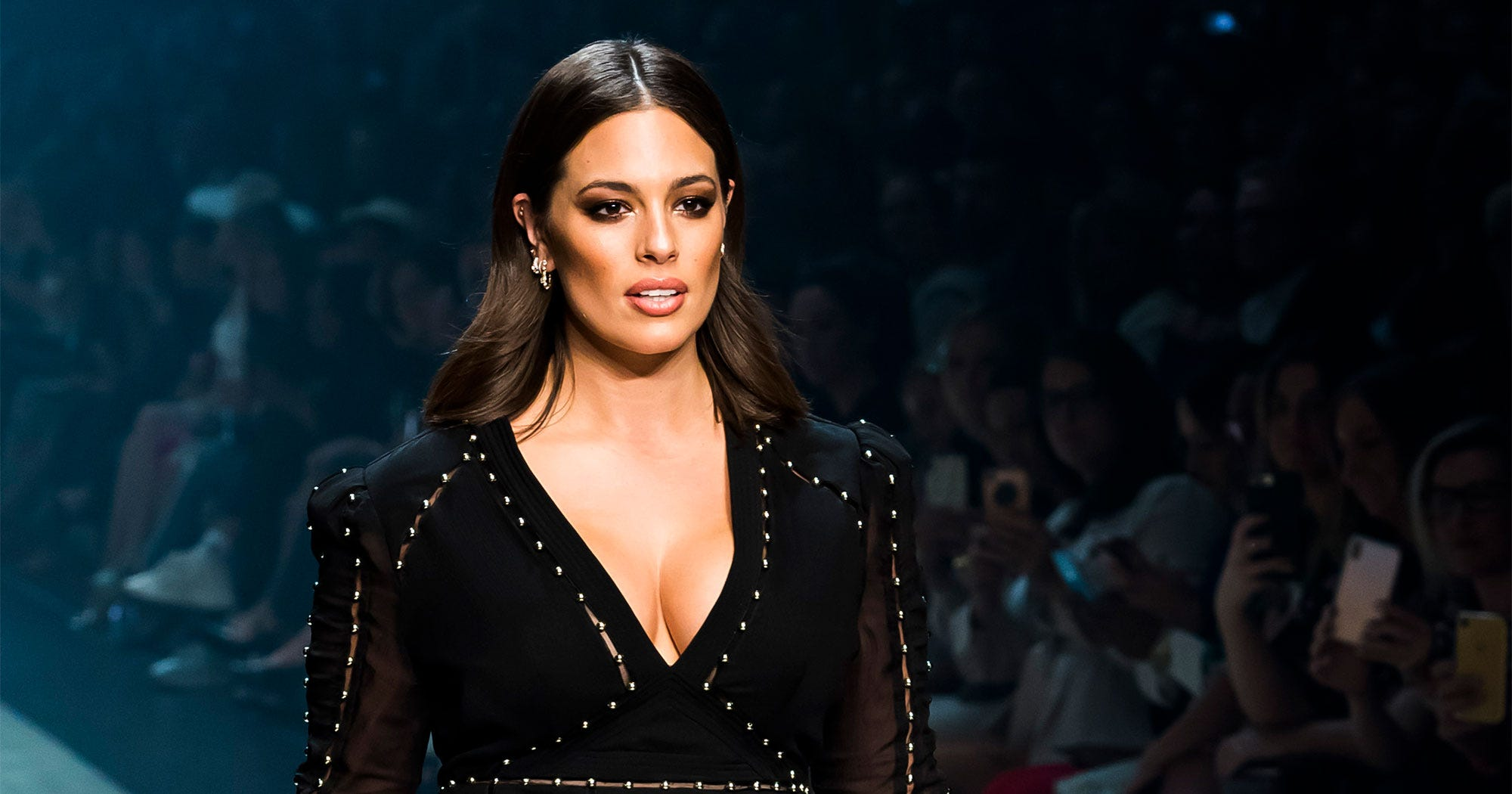 Ashley Graham Had The Most Creative Pregnancy Announcement