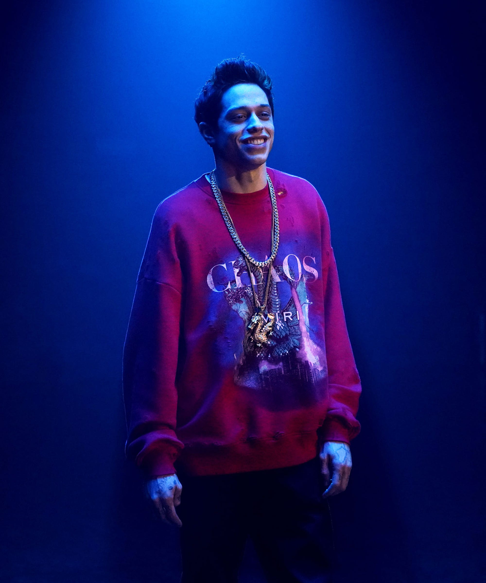 Pete Davidson's Game Of Thrones Rap On SNL Reveals His Real Favorite Show
