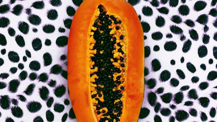 Papaya Salmonella Outbreak Death U S  2017