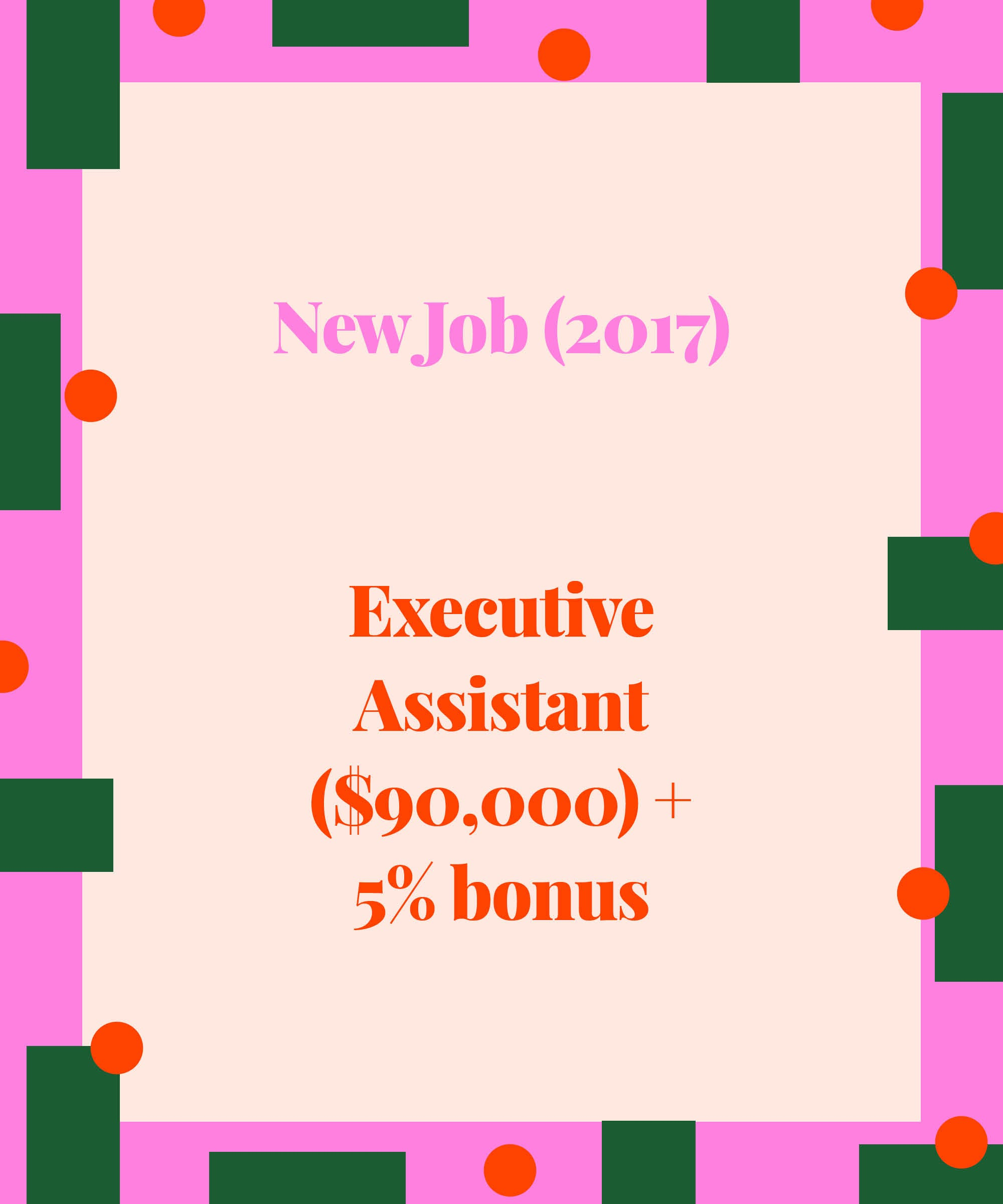 executive assistant to ceo salary nj