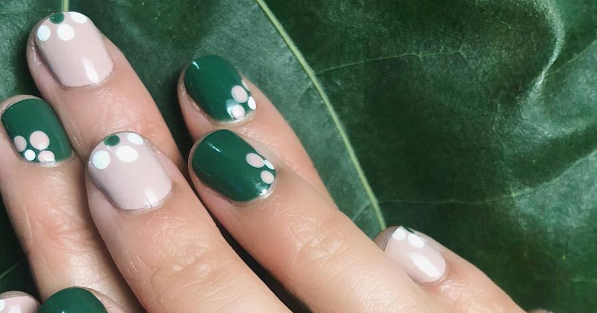 St Patrick\'s Day Nail Art Designs & Ideas For Fun Nails