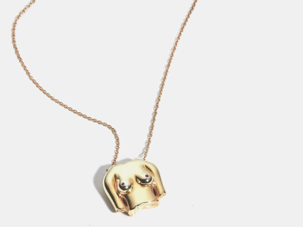 Feminist Jewelry To Buy Nasty Woman Accessories