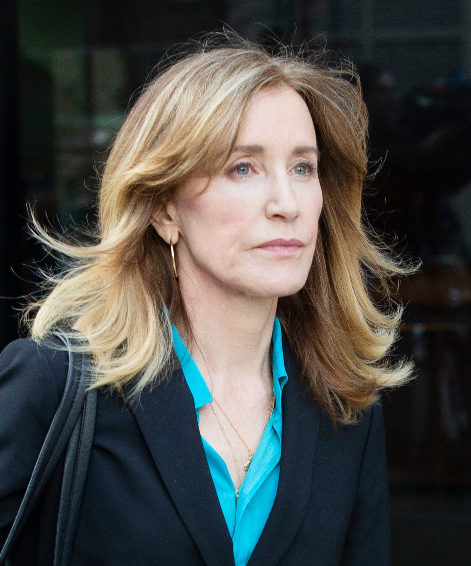 What Kind Of Prison Time Is Felicity Huffman Facing For The College Admissions Scandal?