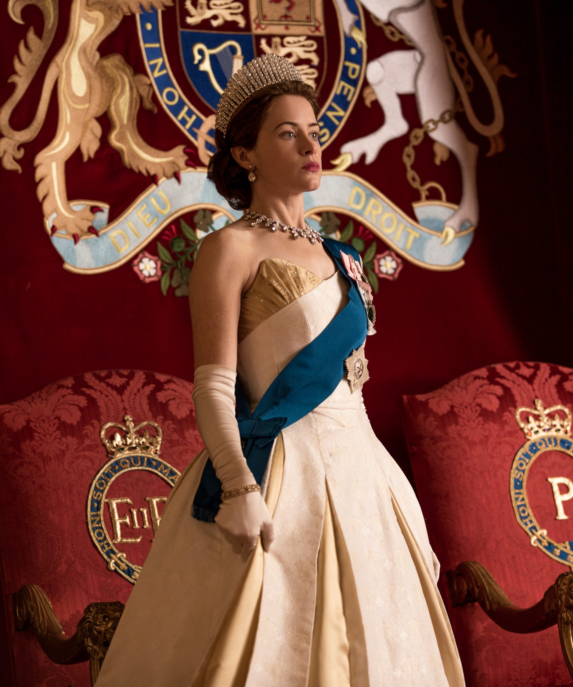The Crown Announces Its Return Date With First Look At Olivia Colman As Queen