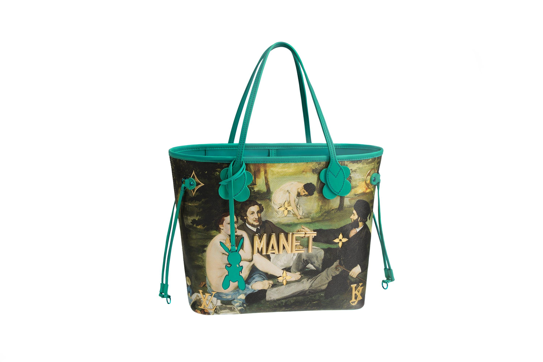 Louis Vuitton Jeff Koons Collaboration Handbags 63bd51c12b7