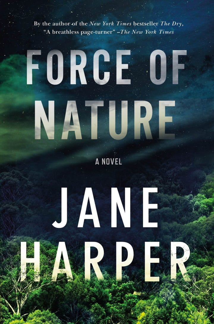force of nature by jane harper out february 6