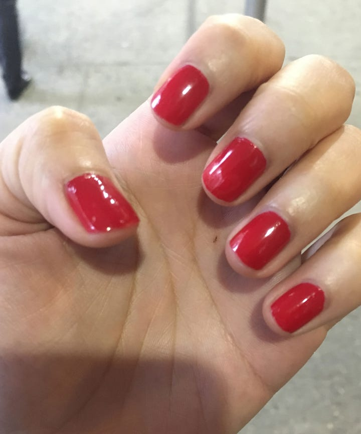 Best gel nail polish no chip nail colors day 3 solutioingenieria Image collections