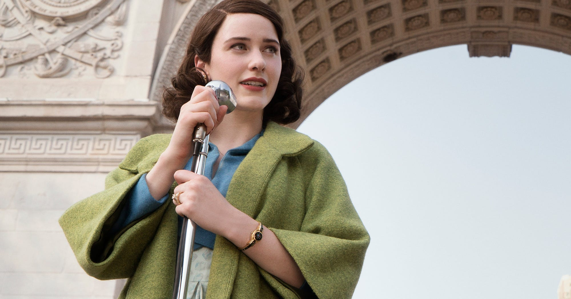 """The Marvelous Mrs. Maisel"" Ditches Manhattan In Season 2"