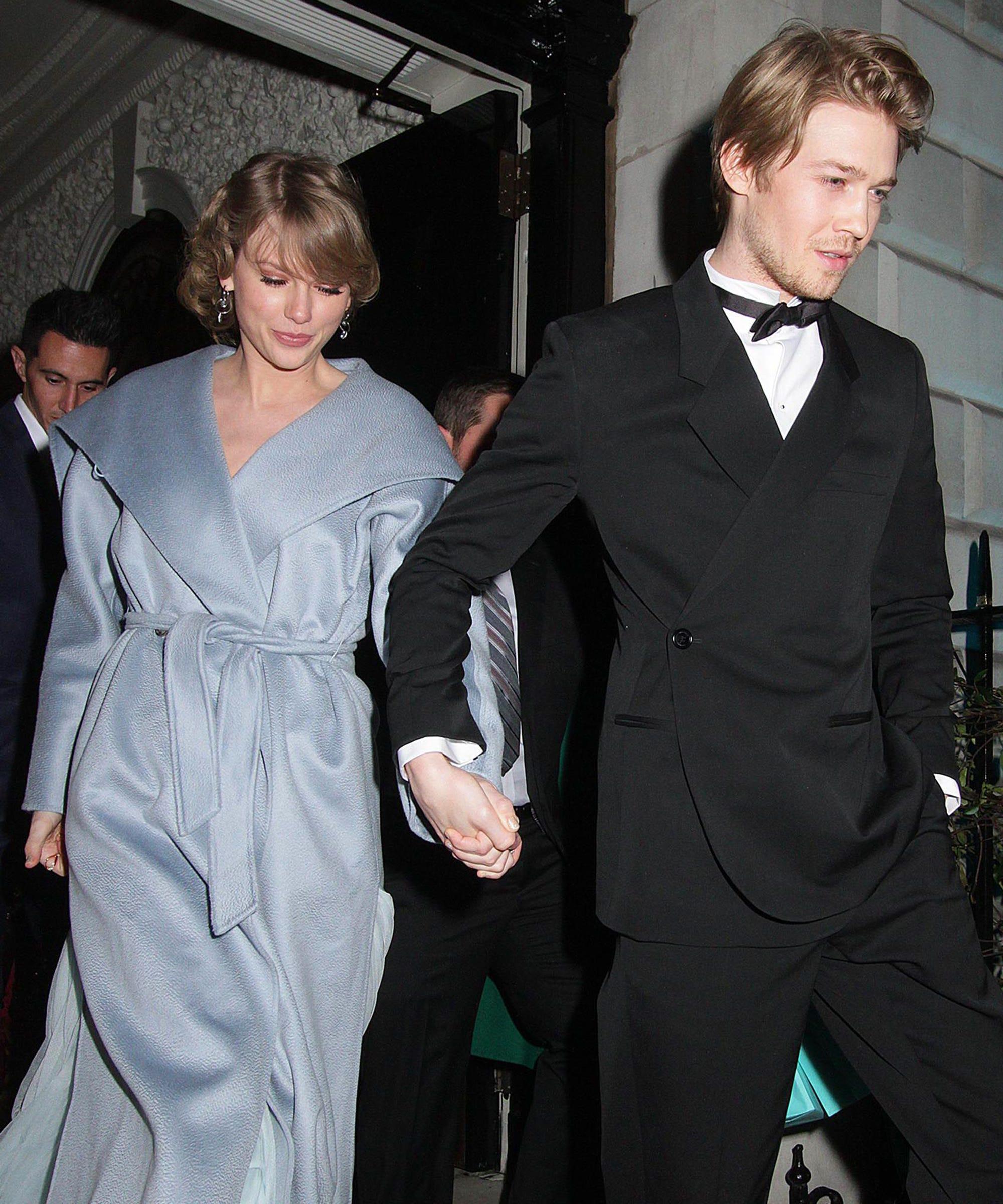 Taylor Swift Hints On Lover That She & Joe Alwyn Once Broke Up