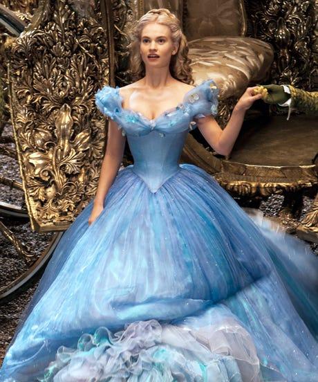 Cinderella Movie Makeup And Hair Breakdown