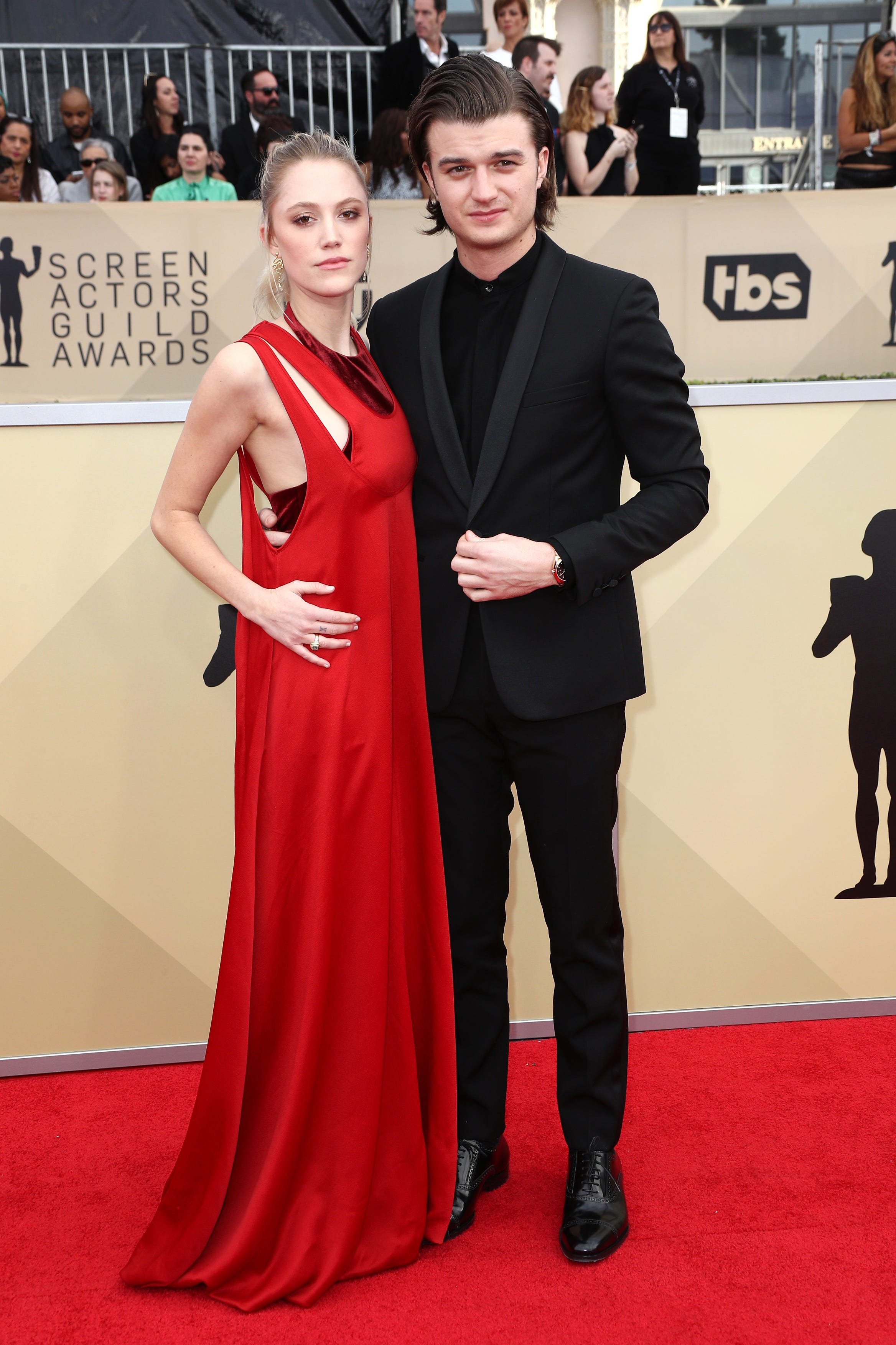 The Most Loved-Up Couples On The SAG Red Carpet