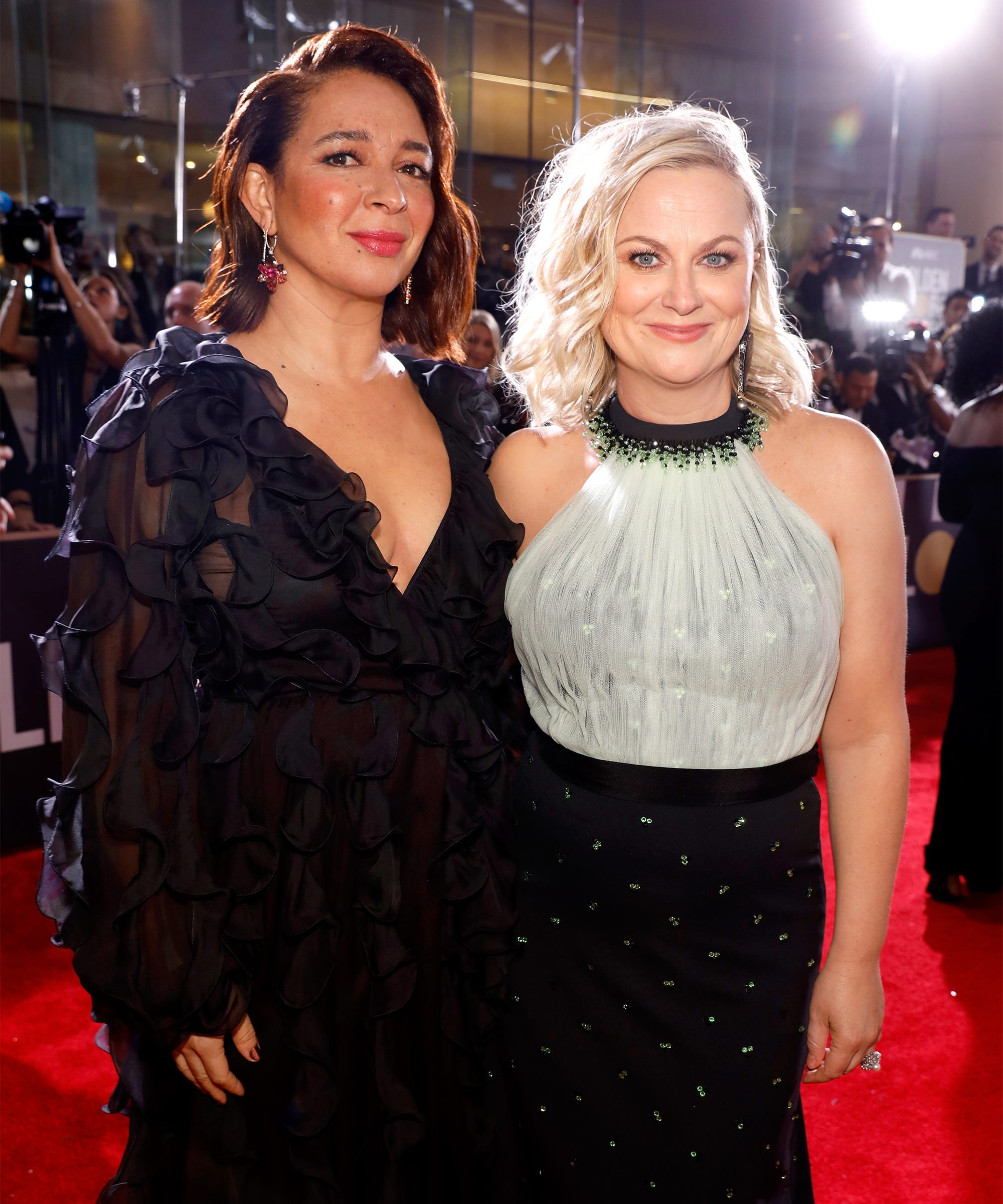 Don't Call Amy Poehler & Maya Rudolph's Drunk Buddy Comedy The Female Hangover