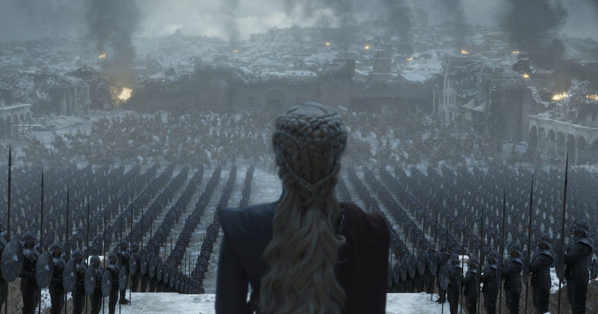 Game Of Thrones Finale Ending Spoilers Are On Reddit