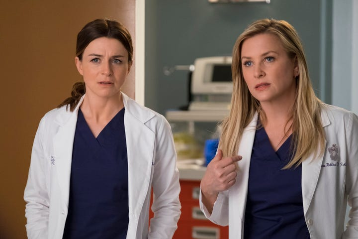 Greys Anatomy Season 14 Episode 23 Recap