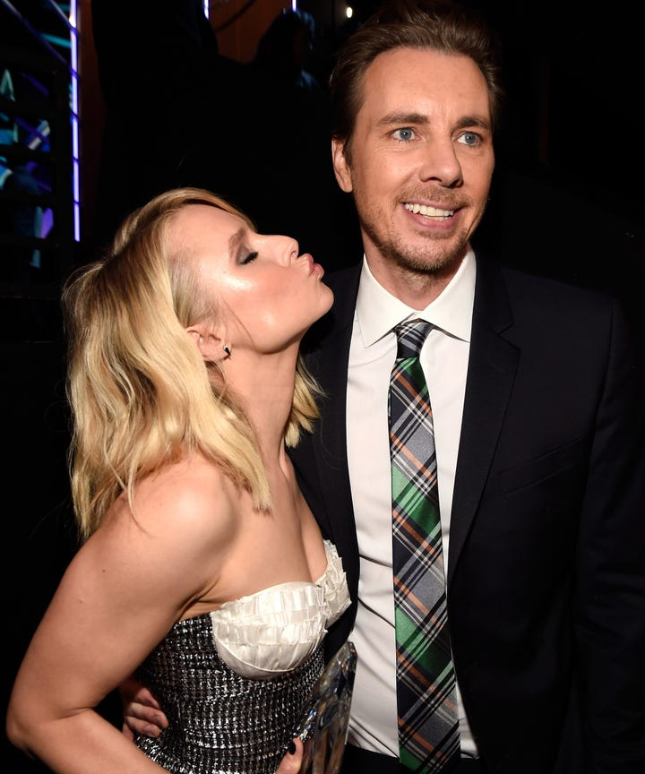 Kristen Bell Dax Shepard Marriage Couples Therapy