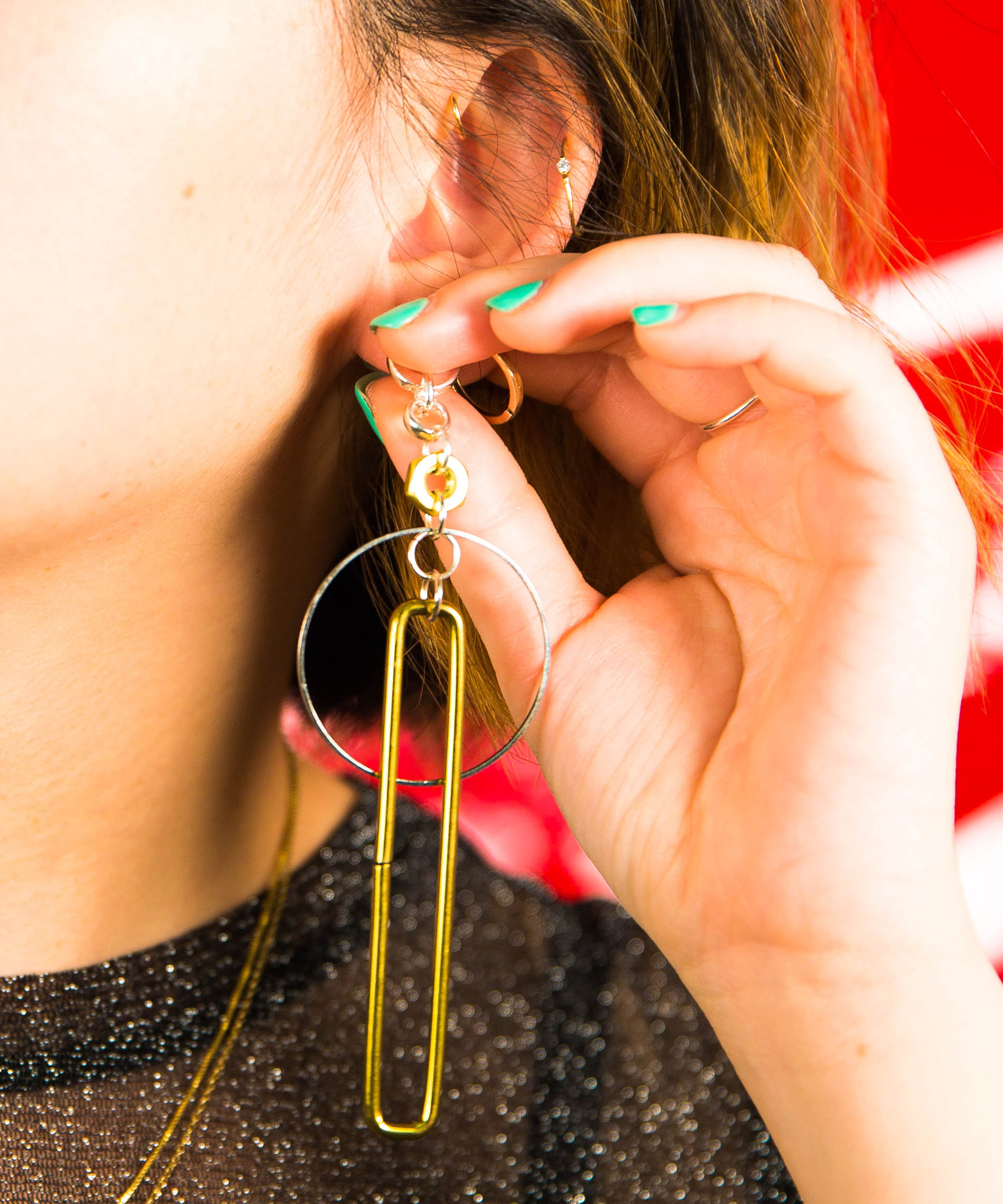 How To Treat Infected Ear Piercing - Bump, Cleaning