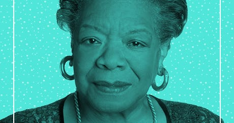 Maya Angelou: Remembering Our Most Beloved Lines