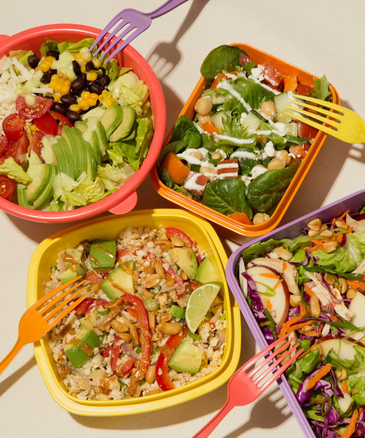 Easy no recipe meal prep formulas healthy lunch ideas 6 no recipe formulas you can use to become a packed lunch pro forumfinder Choice Image