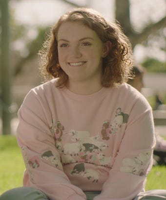 Shannon Purser in Sierra Burgess Is A Loser
