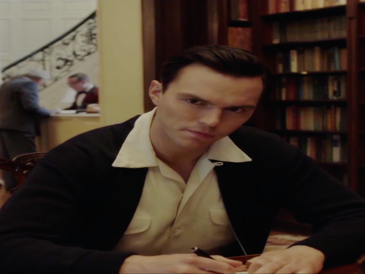The Rebel In The Rye Movie Trailer Makes Your High School Reading List Look Sexy