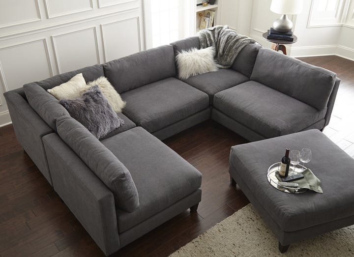 Great Home By Sean U0026 Catherine Lowe Chelsea Modular Sectional, $6083.94,  Available At Wayfair.