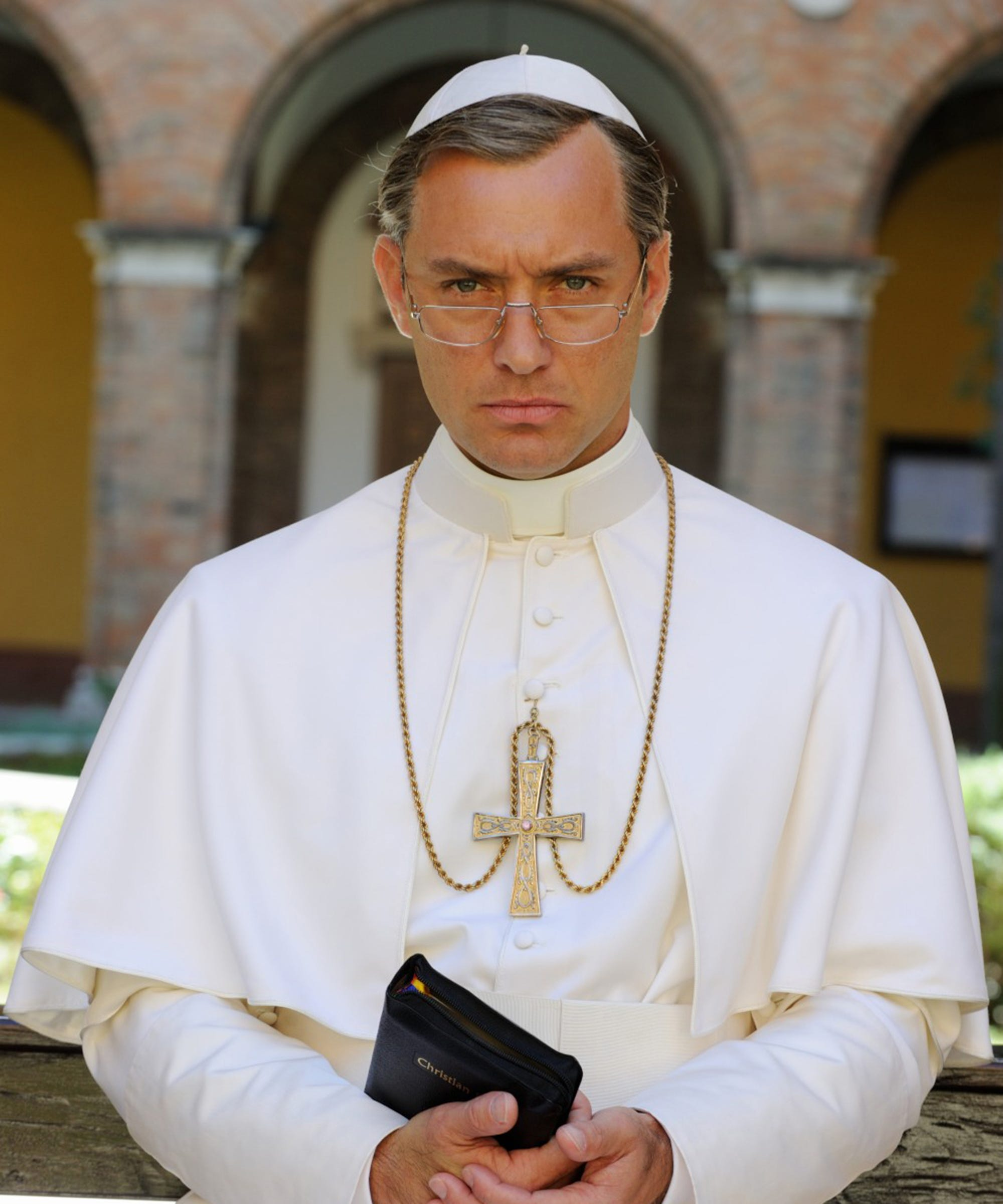 HBO's Young Pope Follow Up Just Cast The Last Person You'd Ever Expect