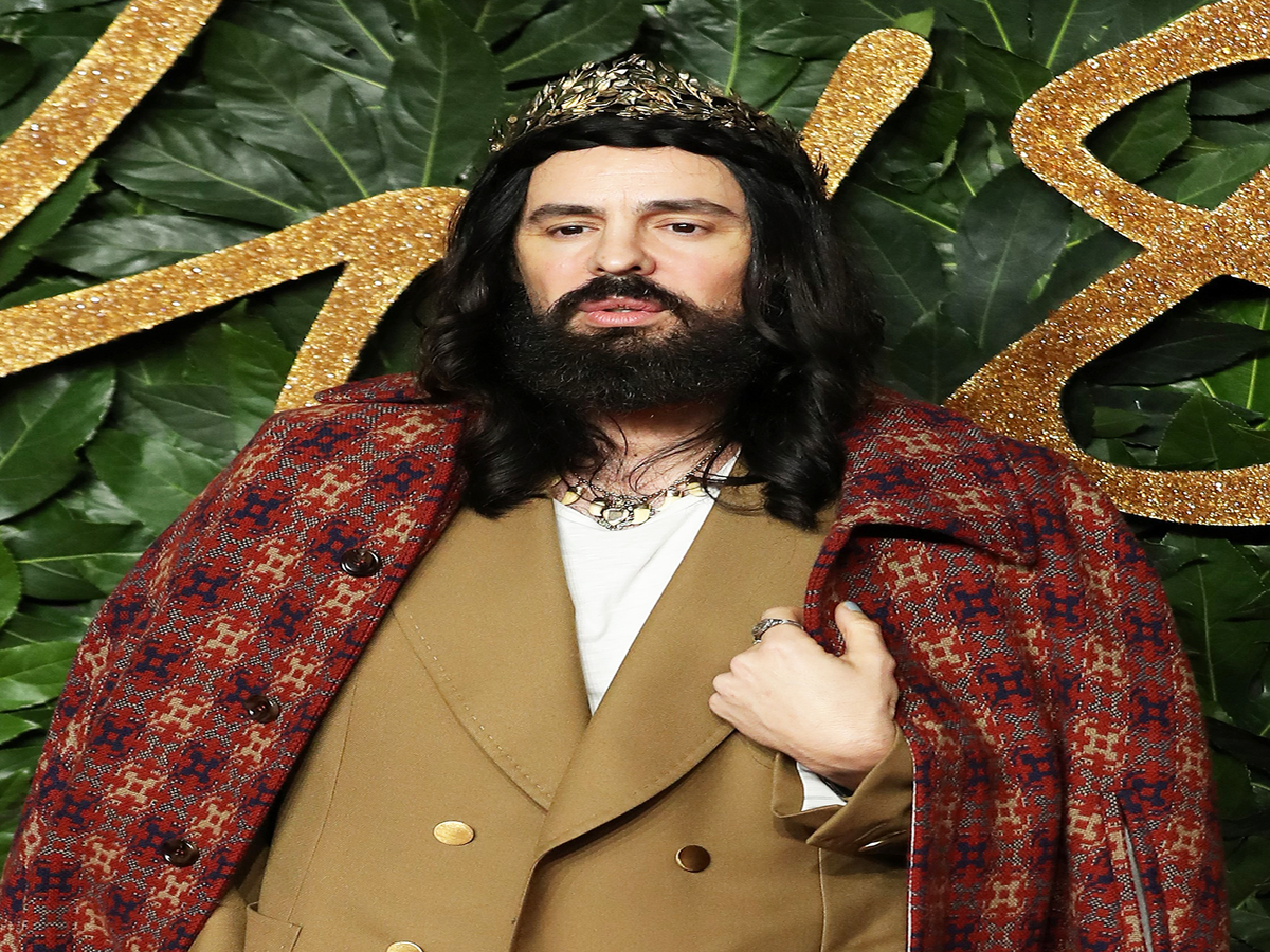 Gucci s Alessandro Michele Speaks Out About The Sweater Resembling Blackface