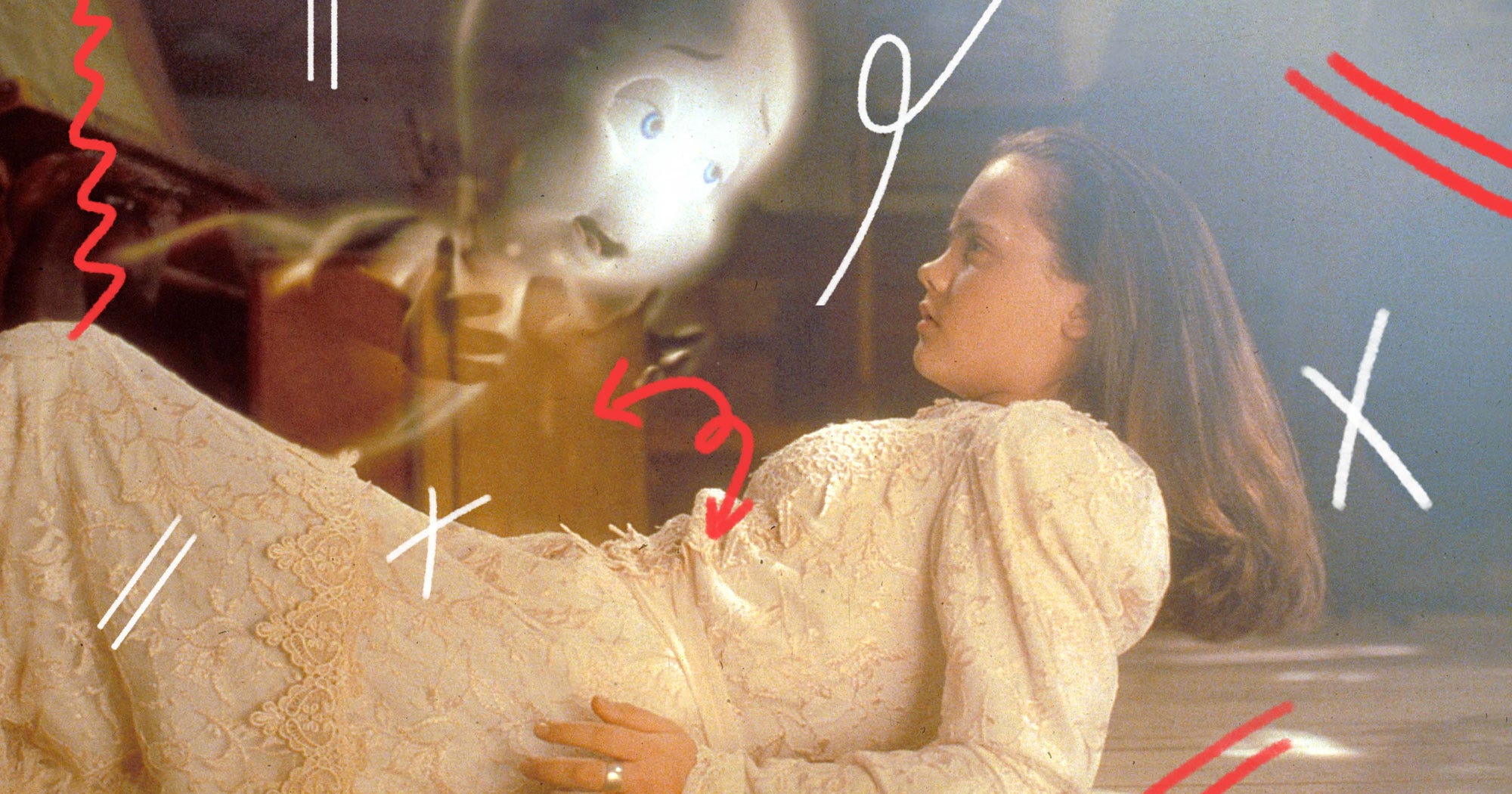 """Devon Sawa Whispering """"Can I Keep You?"""" Isn't The Only Reason To Re-Watch Casper, But It's A Good One"""