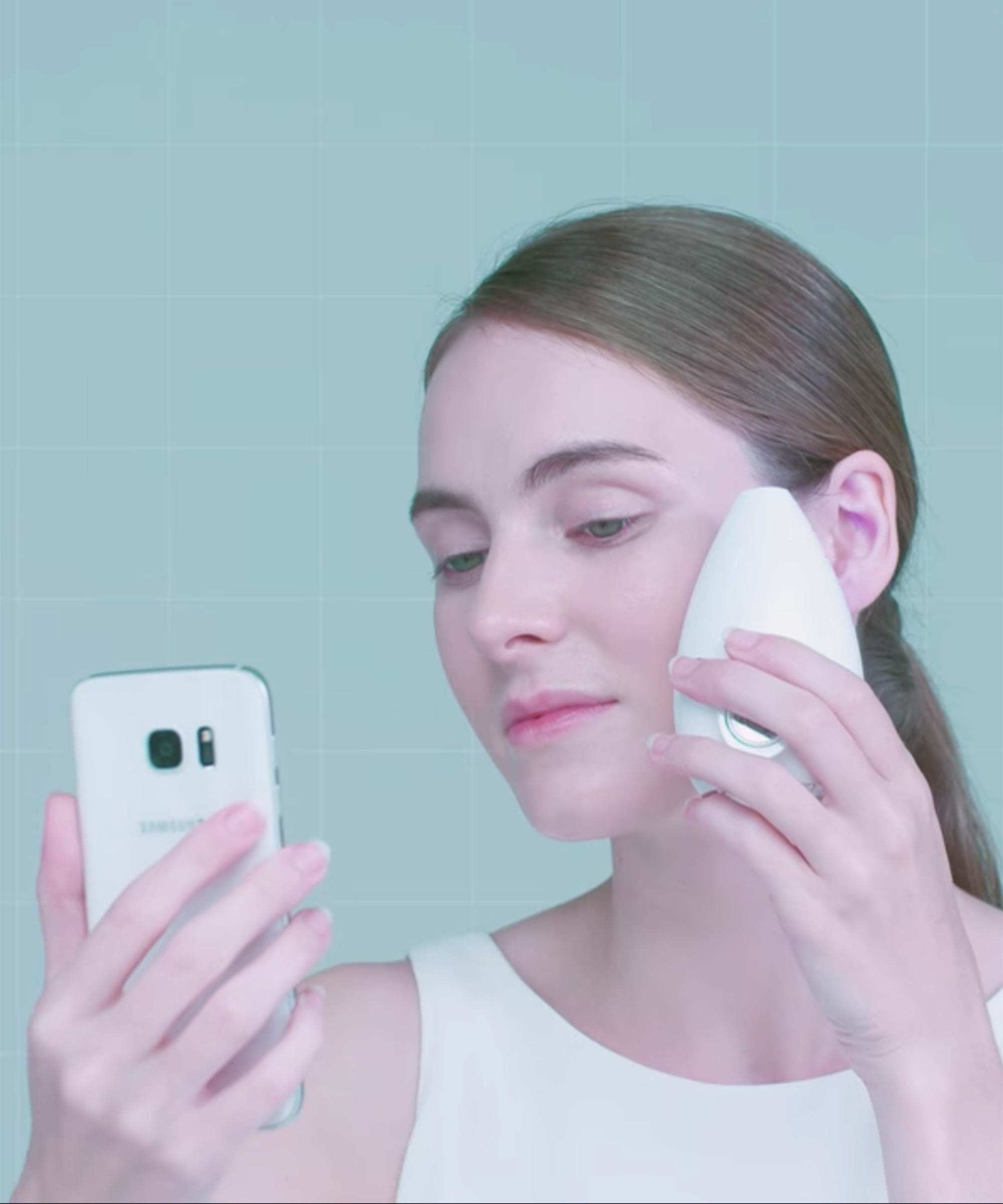 The Coolest Beauty Innovation Is Coming From…Samsung